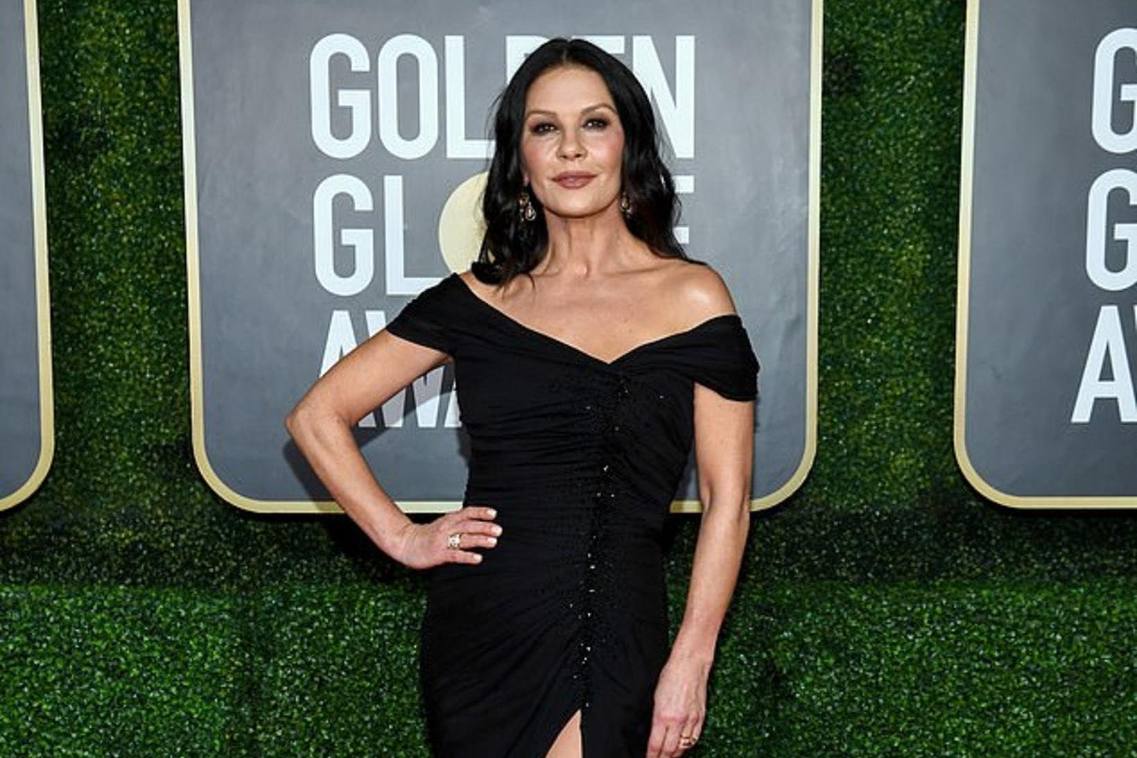 Hollywood leikkonan Catherine Zeta-Jones elskar súkkulaði og borðar slíkt alla …