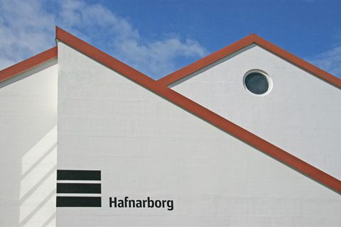 Hafnarborg, Institute of Culture and Fine Art