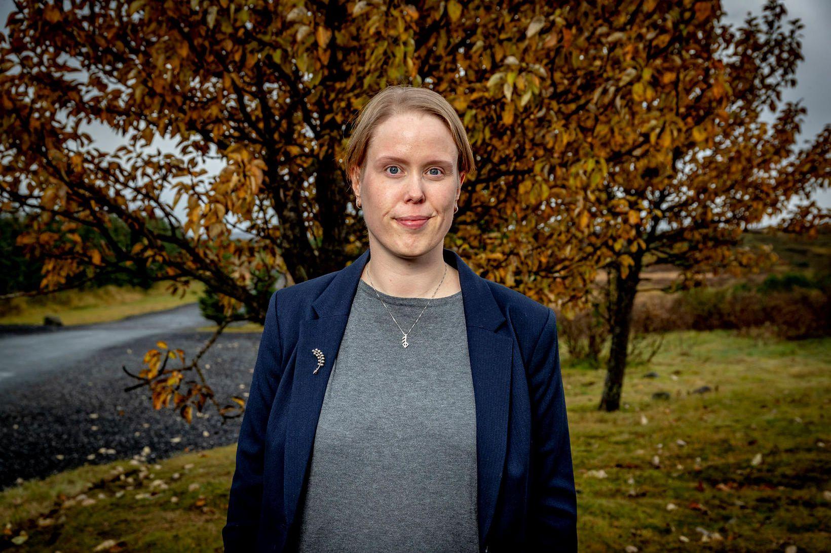 Freyja Th. Sigurðardóttir breytti um lífstíl í fyrra þegar hún …