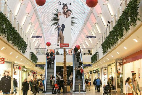 The first branch will open in the Smáralind shopping mall in Kópavogur, a municipality next to Reykjavik.