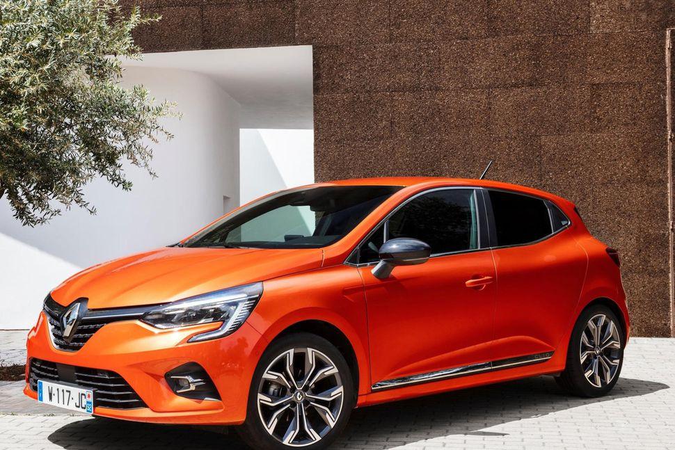 Renault er meðal bílsmiða sem keypt hafa sig inn í ...