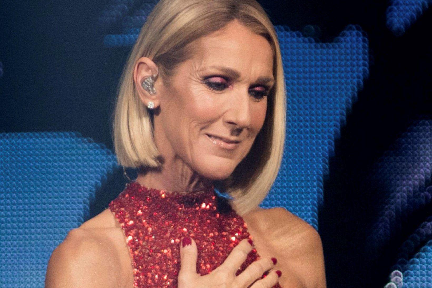 Celine Dion á þrjá drengi.