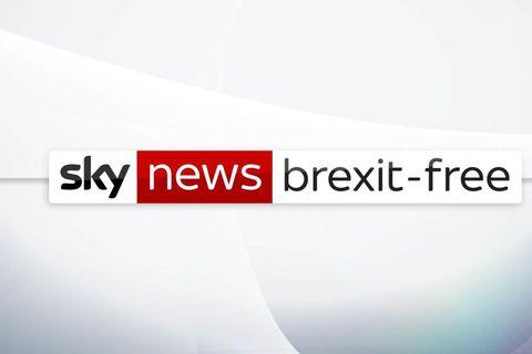 Engar Brexit-fréttir verða fluttar á nýju sjónvarpsstöðinni sem hefur útsendingar í dag.