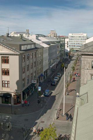 Landic Property eiga Aðalstræti 6 og 8