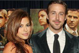 Eva Mendez og Ryan Gosling hafa verið par frá því árið 2011.
