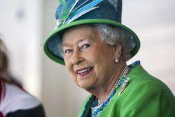 Drottningin bendir á að íbúar Skotlands og annarra landa væri eflaust heitt í hamsi eða …