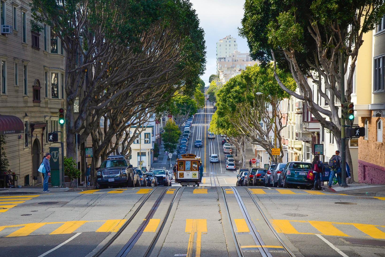 San Francisco er besta borg í heimi að mati Time …