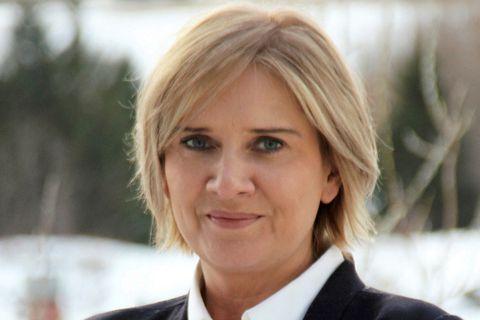 Kristín Thoroddsen.