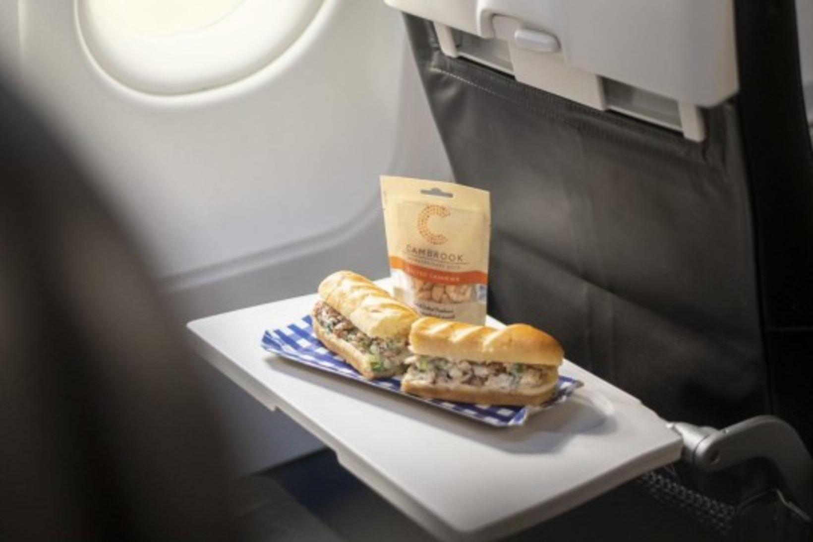 Nýr matseðill hefur litið dagsins ljós hjá British Airways.