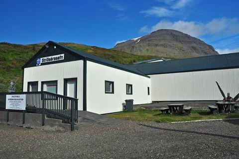 Reyðarfjörður District Information Office