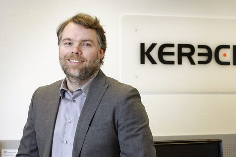 Guðmundur Fertram Sigurjónsson, CEO of Kerecis.