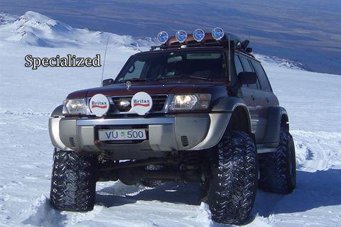 Supertravel Iceland Tours