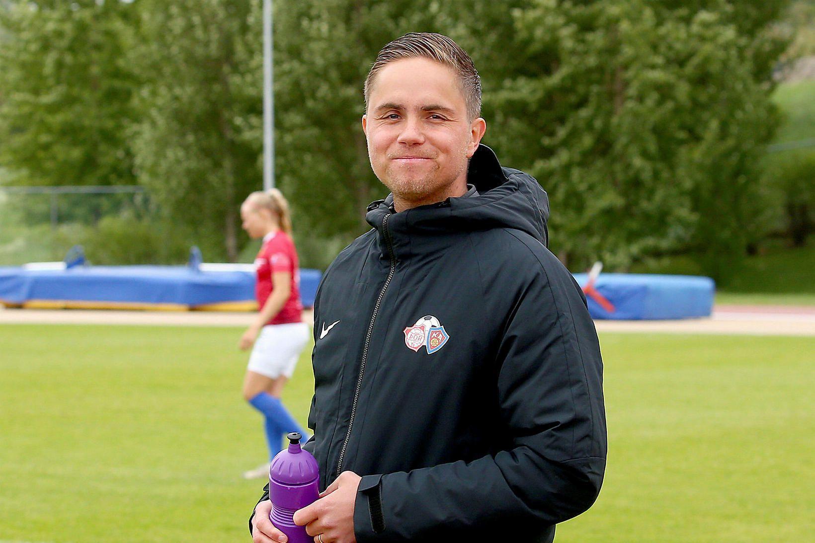 Halldór Jón Sigurðsson