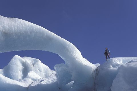 Take a Walk on the Ice Side: Sólheimajökull Glacier