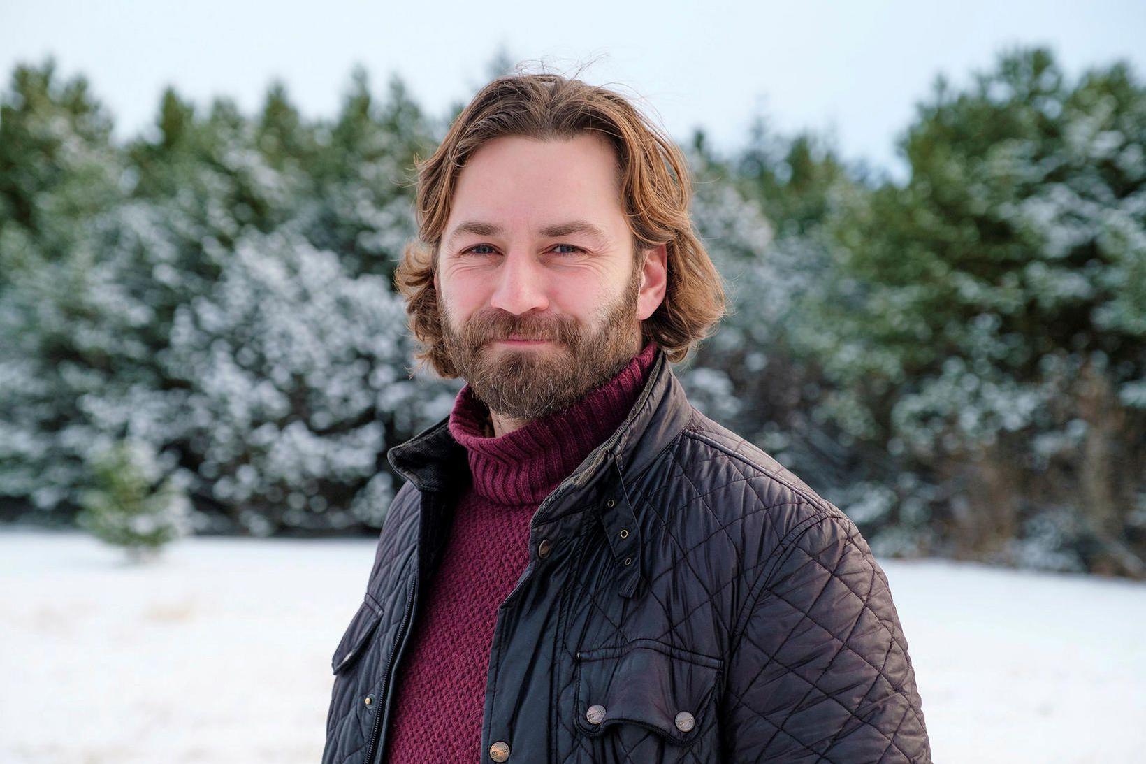 Ómar Þór Ómarsson hefur ásamt föður sínum byggt upp íbúðahótel …