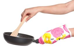 Hvernig er best að steikja hakk á pönnu?