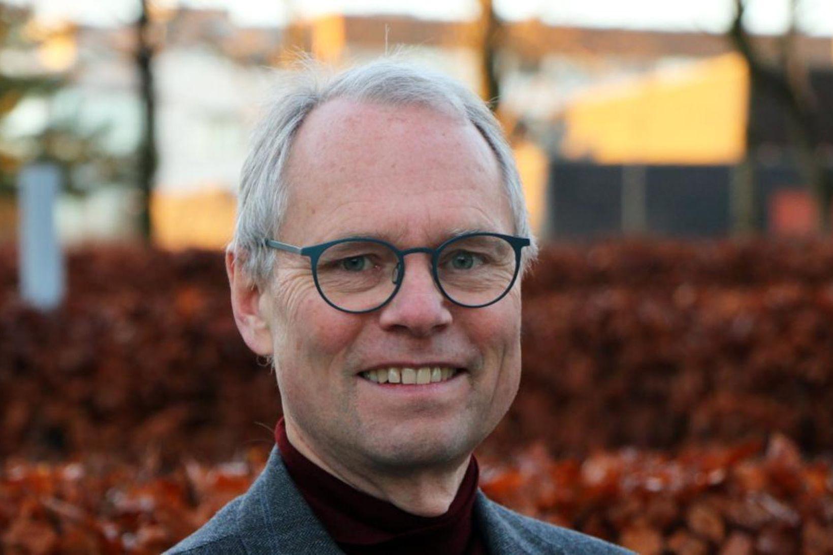 Hans Petter Graver, lagaprófessor við Háskólann í Ósló, segir í …