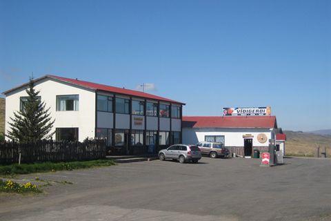 Guesthouse Víðigerði