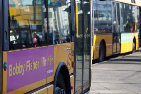 Most buses are already Wi-Fi enabled.