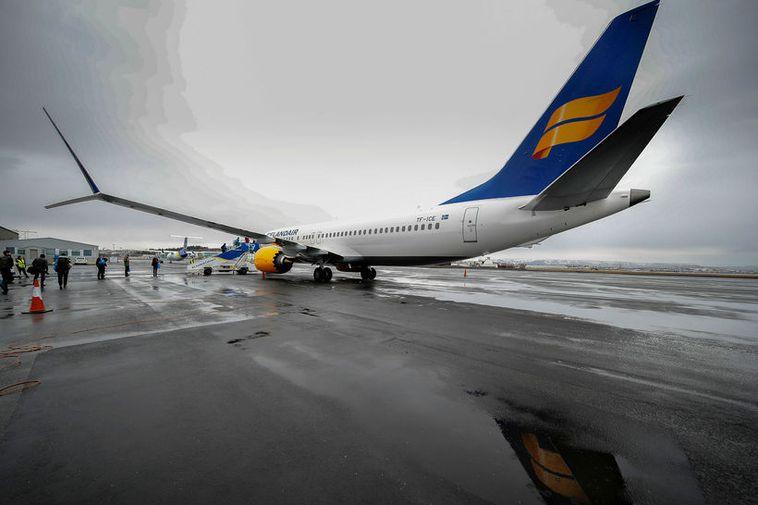 Mislingasmit hefur verið staðfest hjá einum farþega sem var í flugi FI455 með Icelandair frá ...