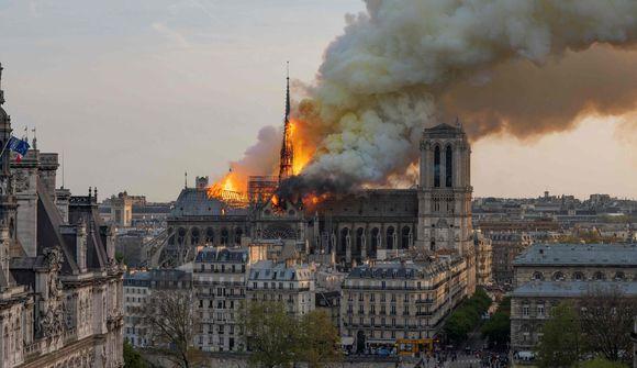 Notre Dame hefði getað farið verr