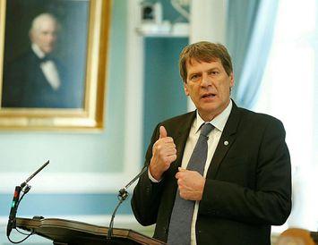 Brynjar Níelsson, þingmaður Sjálfstæðisflokksins.