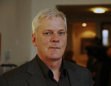 Kristinn Hrafnsson, ritstjóri WikiLeaks.
