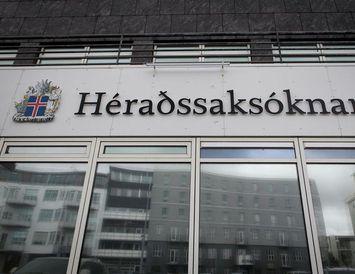 Héraðssaksóknari gaf út ákæru í málinu.