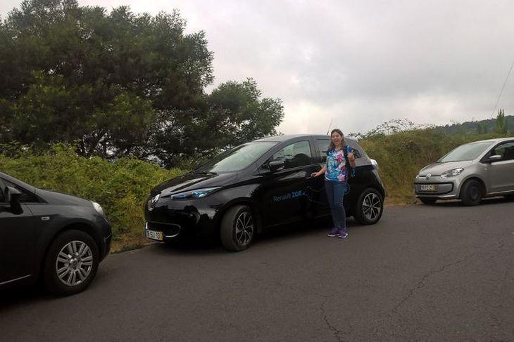 Renault Zoe er mest seldi rafbíllinn í Evrópu.