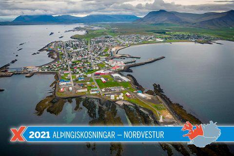 Alþingiskosningar.