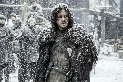 Will Jon Snow be back for filming in Iceland?