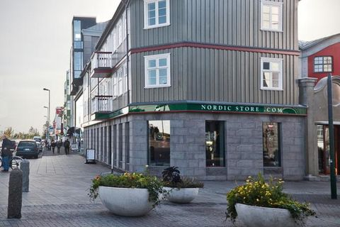 Nordic Store in central Reykjavik which also has a large online store has received dozens of cancellations from outraged customers.