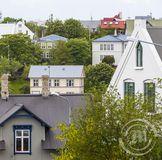 Gamli miðbærinn í Reykjavík