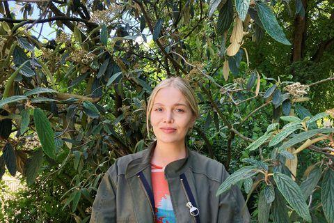 Ágústa Sveinsdóttir býr í Berlín ásamt fjölskyldu sinni.