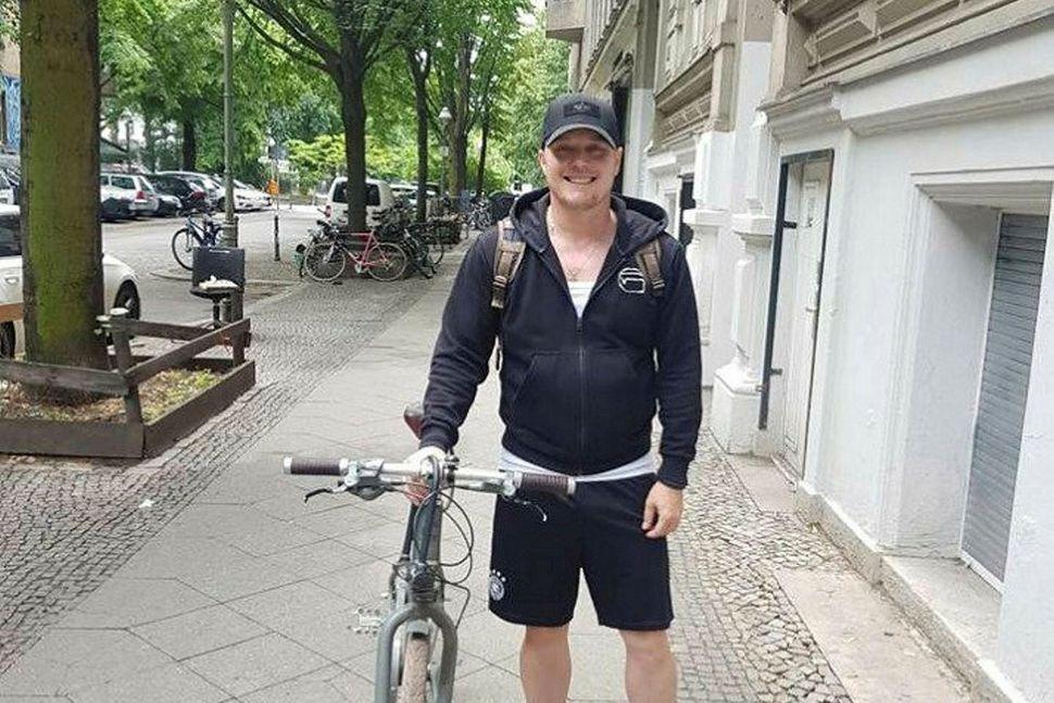 Þorvaldur Skúlason hefur búið í Berlín í um tvö ár ...