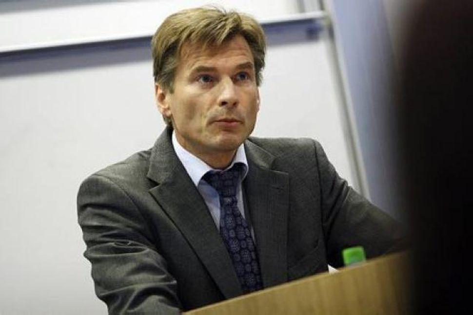 Arnór Sighvatsson.