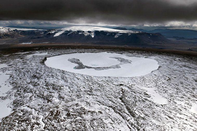 Icelandic Glaciers Rapidly Retreating