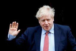 Boris Johnson er veikur af Covid-19 sjúkdómnum.