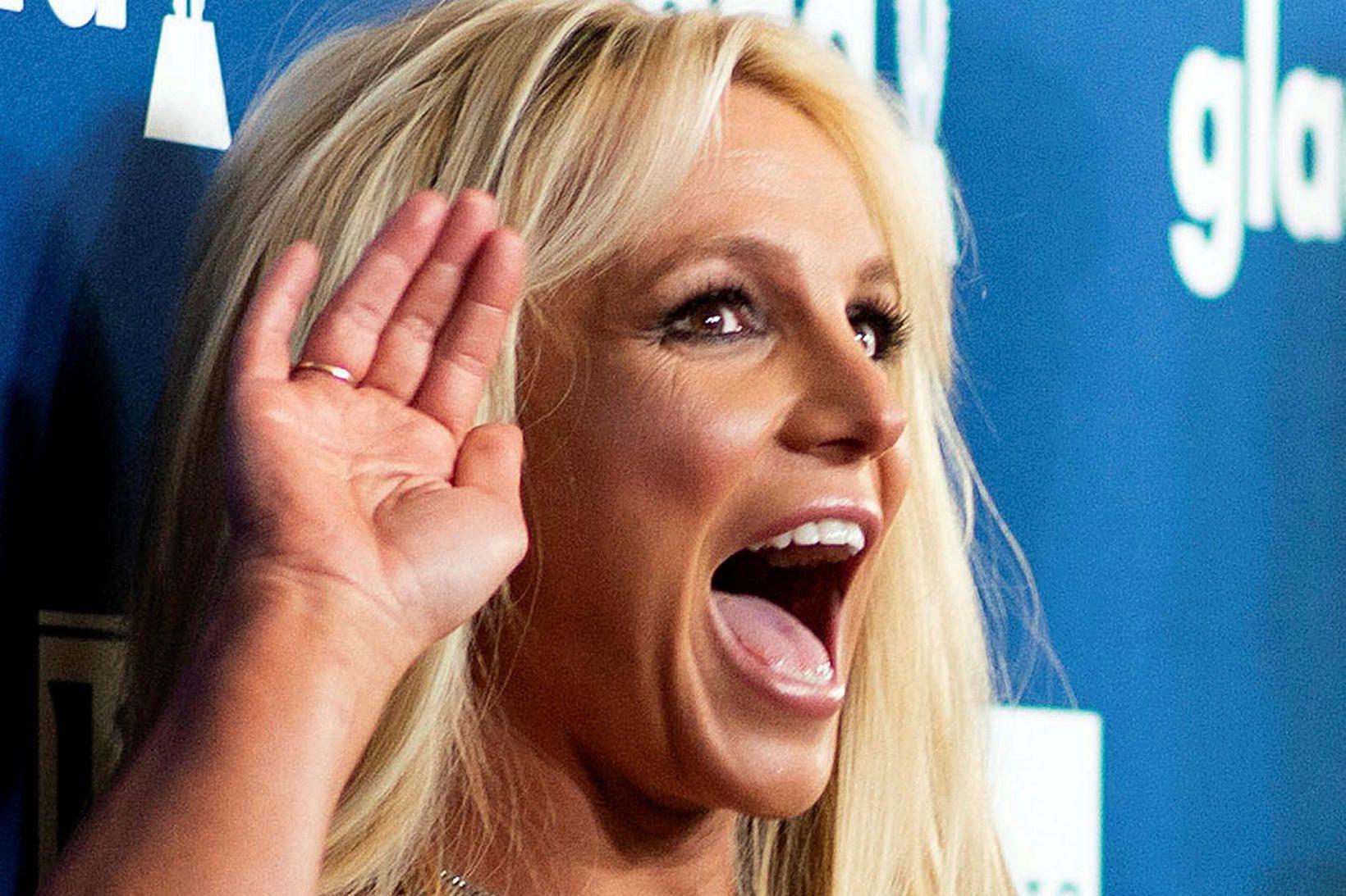 Britney Spears er nú í málaferlum gegn föður sínum.