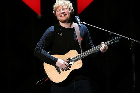 Only five weeks to go till Ed Sheeran performs in Iceland.