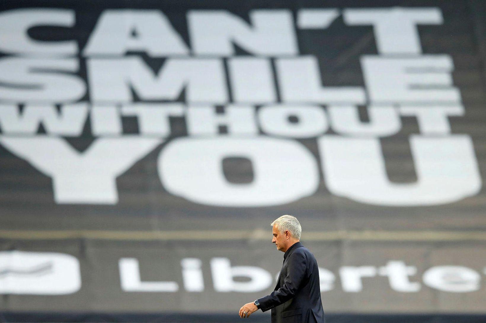 José Mourinho og lærisveinar hans í Tottenham fá frí í …