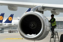Þýska ríkið verður hluthafi í Lufthansa til 2023 og fær flugfélagið níu milljarða í ríkisaðstoð.