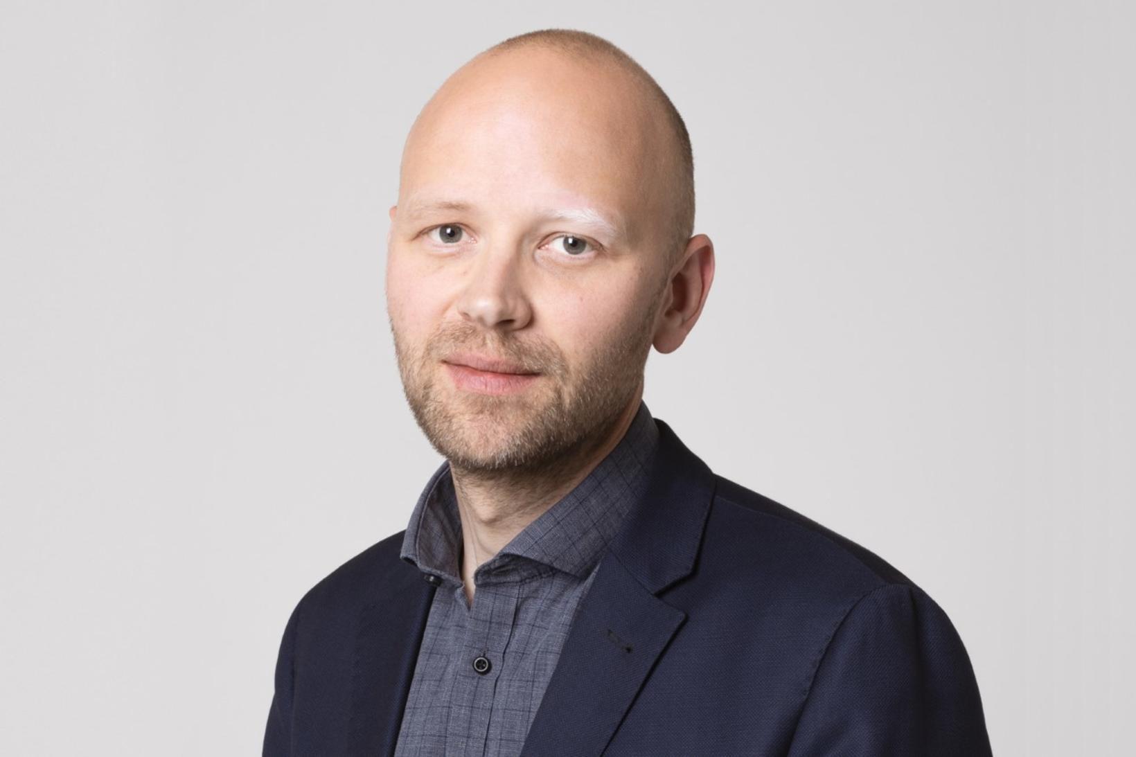 Magnús Davíð Norðdahl.