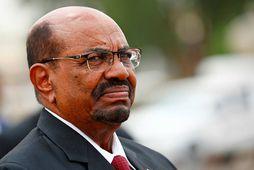 Omar al-Bashir hefur verið handtekinn.