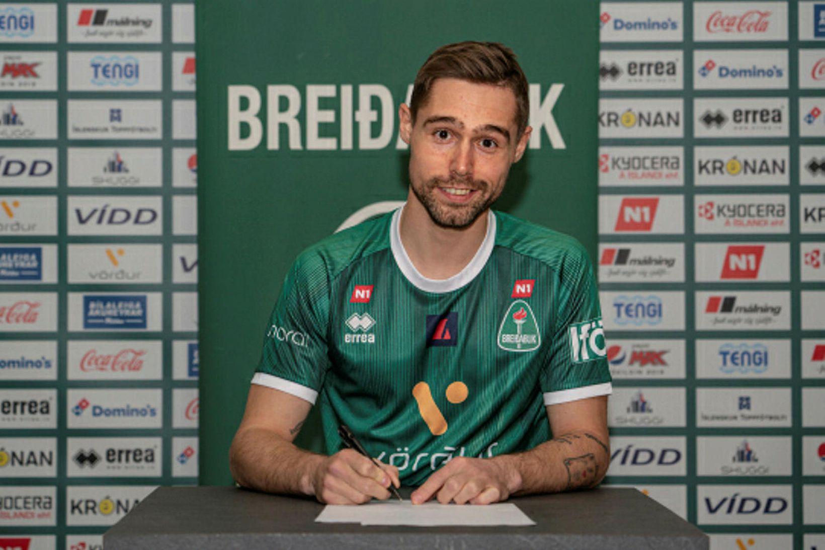 Sóknarmaðurinn Árni Vilhjálmsson er kominn til Breiðabliks eftir nokkurra ára …