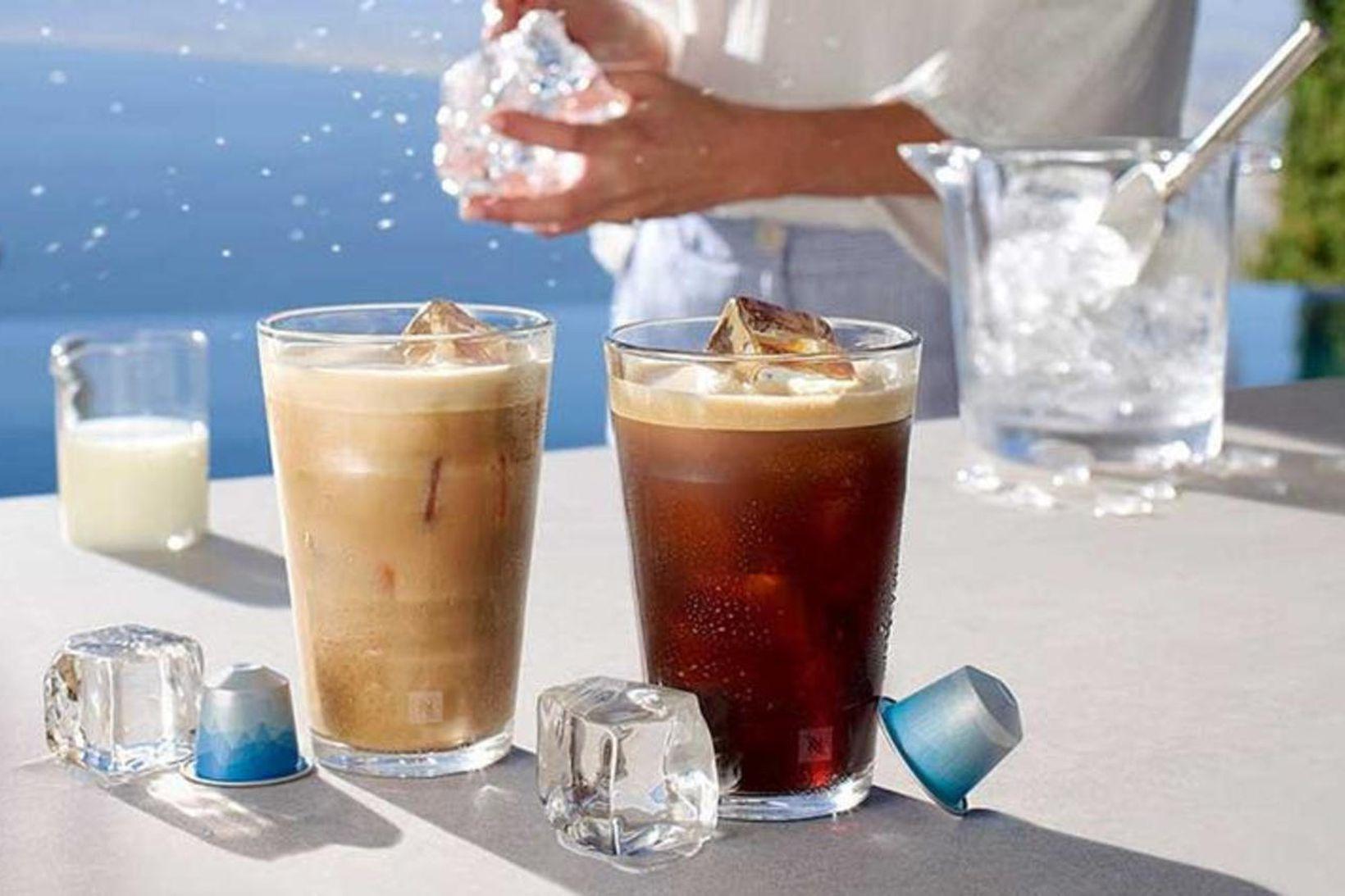 Ískaffi er nú fáanlegt frá Nespresso.