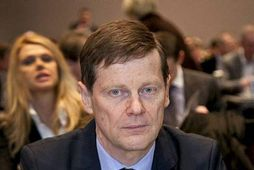 Þorsteinn Már Baldvinsson, forstjóri Samherja.