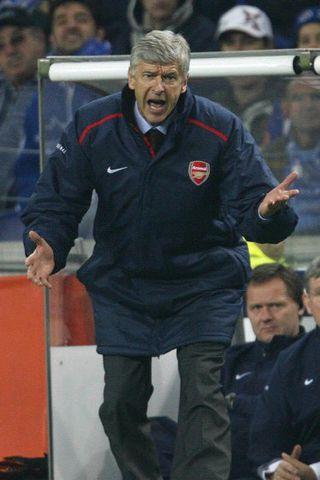 Wenger missti sig eftir leik Arsenal um helgina.