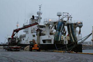 Útgerð lætur skipverjum fullt fæði í té án endurgjalds. Greiddur er skattur af 1.327 kr. ...