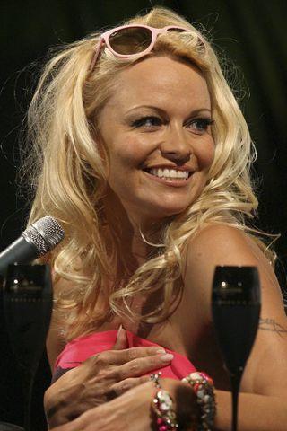 Pamela Anderson er orðin 43 ára gömul.